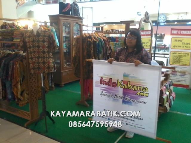 News Kayamara Batik 74 pameran