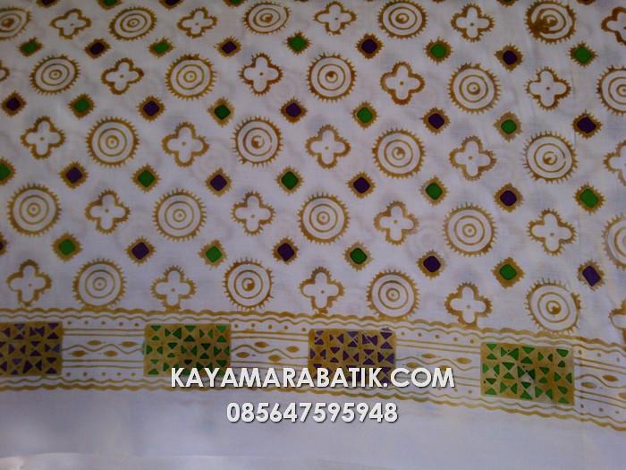 News Kayamara Batik 78 malam