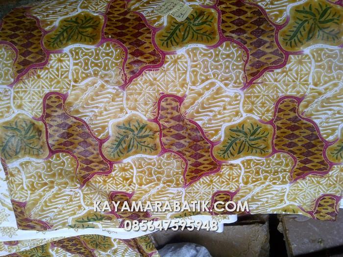 News Kayamara Batik 81 sekarmalam