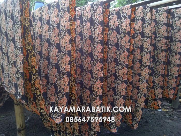 News Kayamara Batik 83 jemur