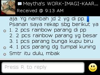 Testi Kayamara Batik 28