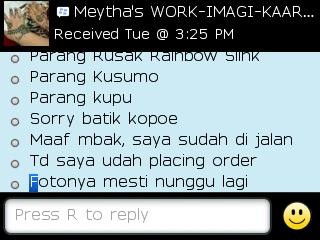 Testi Kayamara Batik 29