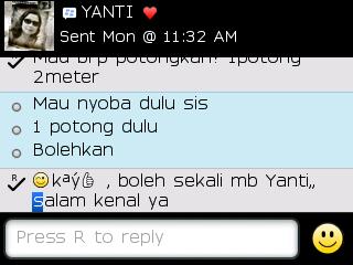 Testi Kayamara Batik 34