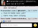 Testimoni Batik Pranandari.com