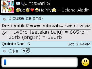Testi Kayamara Batik 72