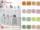 Seragam batik ikatan bidan indonesia