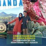 jual batik seragam BUDE JUANDA