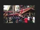 Seorang PNS Meninggal Kejatuhan Peti Mati Bermotif Batik