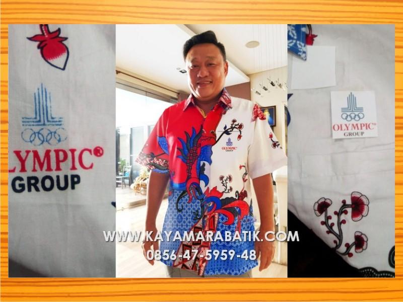 006 Seragam Olympic Model Pria
