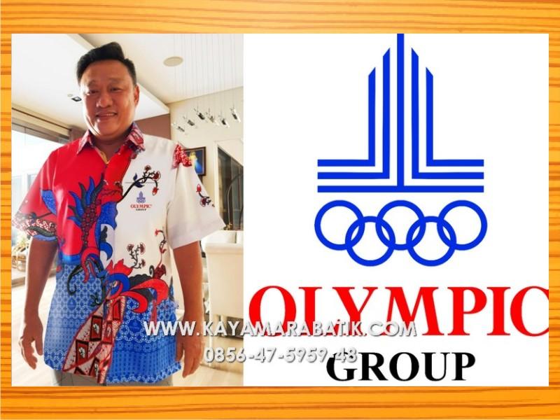 007 Seragam Olympic Pimpinan