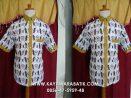 Batik Seragam Malang