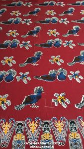 Baju Seragam Batik Bank Papua