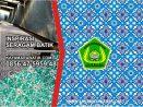 Mengerjakan Seragam Sekolah Yayasan Pendidikan Islam