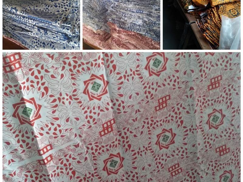 alkhoir seragam batik