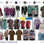 image seragam batik