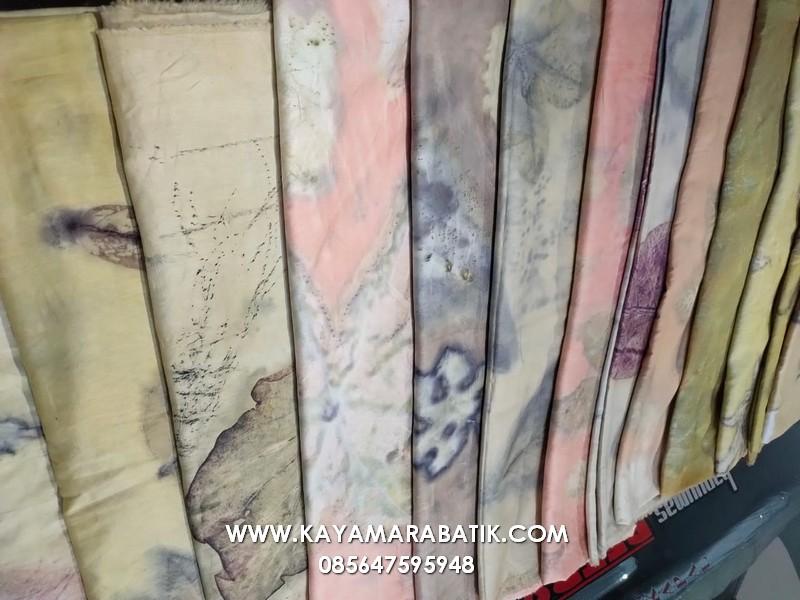 002 batik eco print