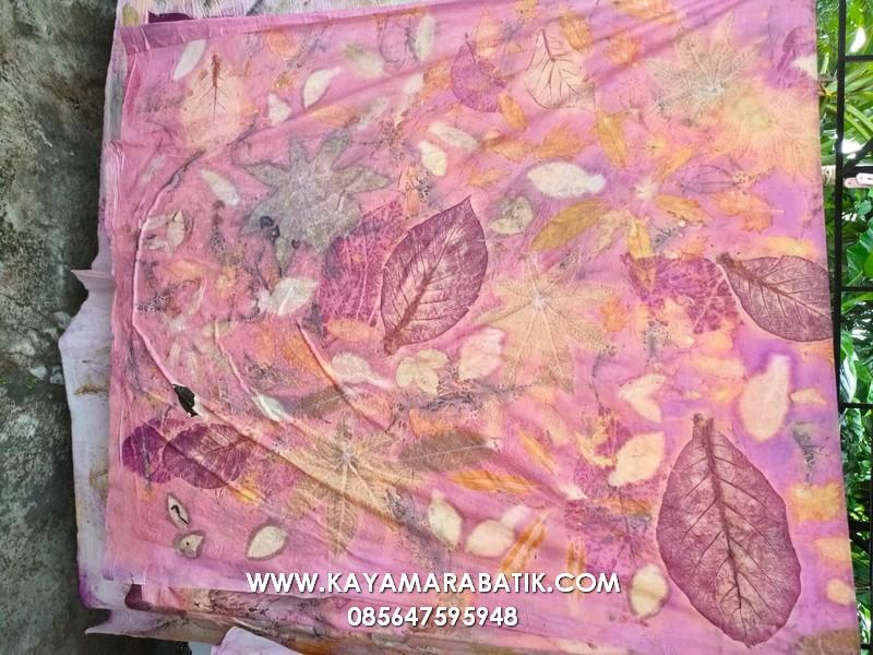 012 batik eco print