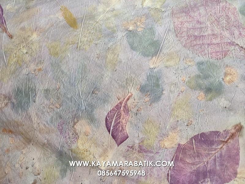 016 batik eco print