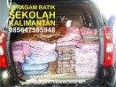 Seragam Volly Batik