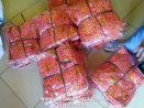 Pabrik pembuatan seragam batik sdn mentaos banjar baru