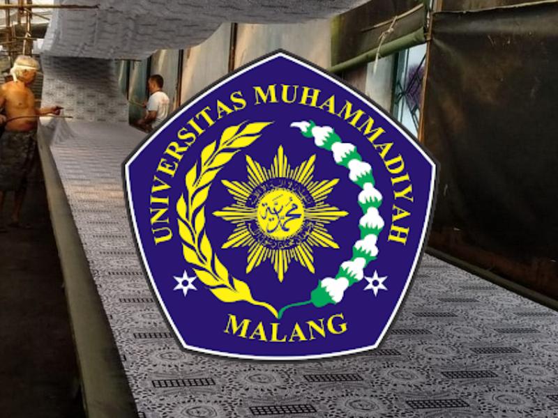 Logo batik univ muh malang