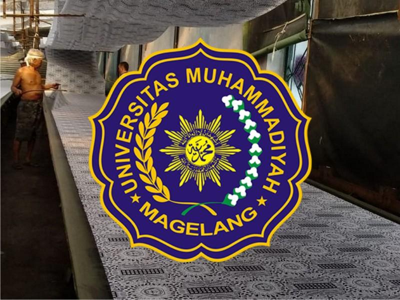 Logo univ muhammadiyah magelanag
