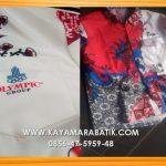 001 Seragam Olympic KananKiri