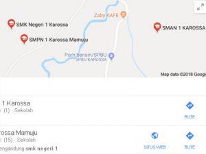 006 Map Mamuju